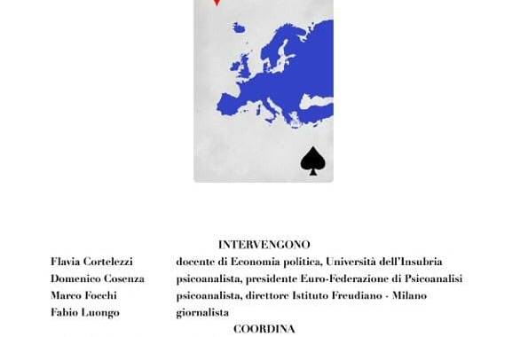 1 febbraio/ L'Europa. Passioni a confronto