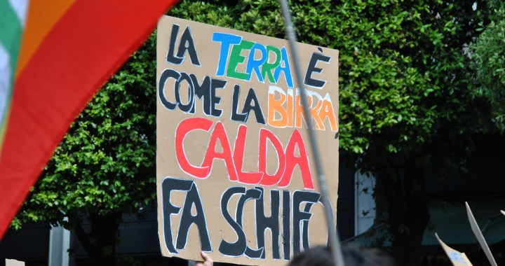 Fridays for Future: in corteo a Como