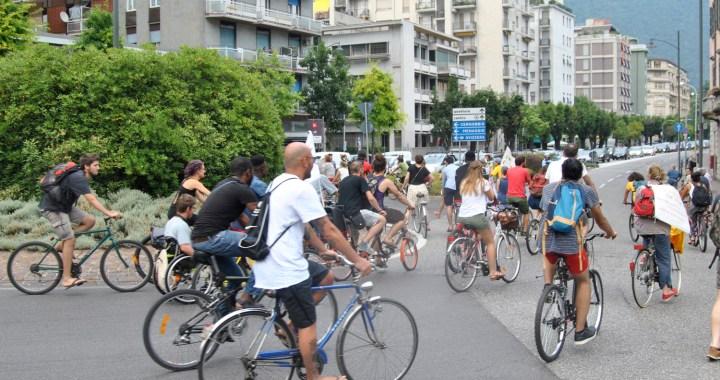 26 marzo/ Legambiente e Fiab Como/ Como in bici: possibile?