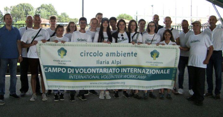 Circolo Ambiente Ilaria Alpi/ Iniziato il campo di volontariato internazionale 2019