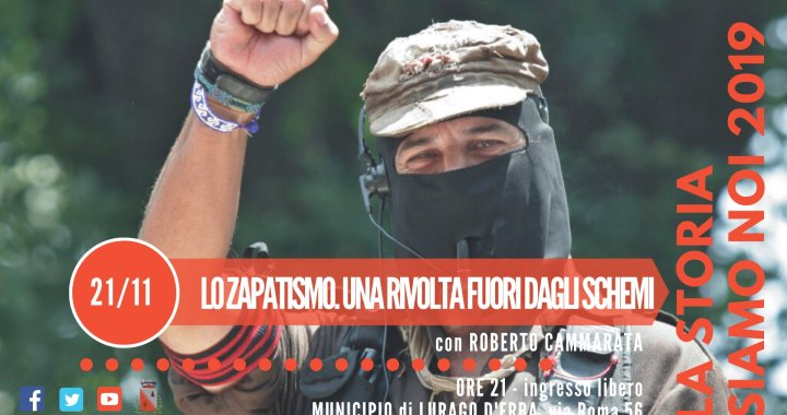 La rivolta Zapatista (e relativo caffè) a Lurago d'Erba
