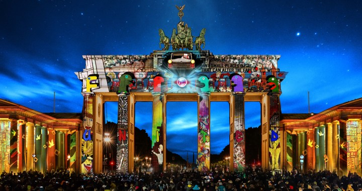 Da Berlino senza Muro