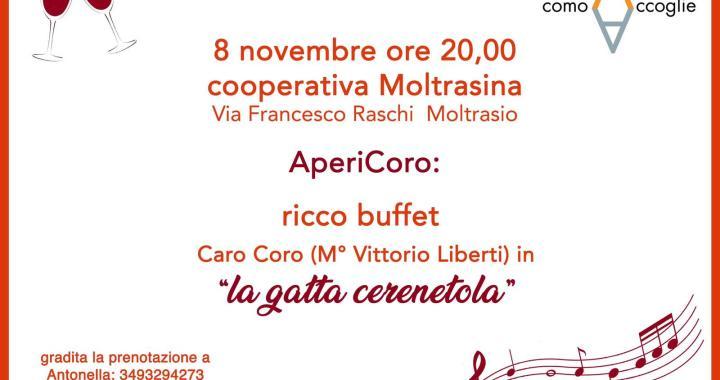 8 novembre/ In coro a sostegno dell'accoglienza