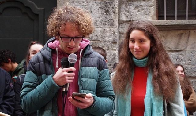 Video/ Fff denuncia le prese in giro del Comune di Como e lotta per l'ambiente