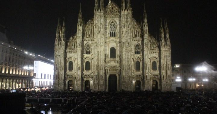 A Milano tante Sardine e poca politica