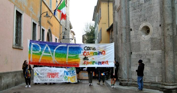 La marcia della Pace: un passo importante
