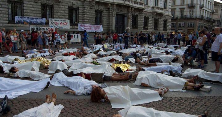 25 gennaio/ Trentesima Marcia Csf per i nuovi desaparecidos