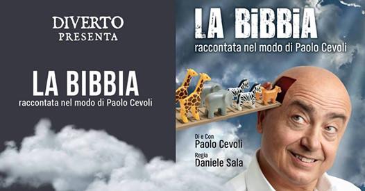 8 febbraio/ Paolo Cevoli al Teatro Sociale
