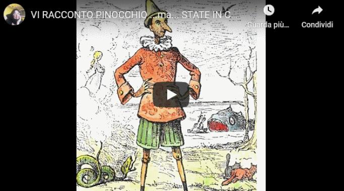 23 marzo/ Arci WebTV/ Teatroarte e Pinocchio/ Seconda parte