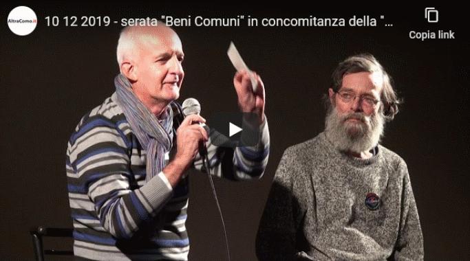 22 marzo/ Arci WebTV/ Beni comuni
