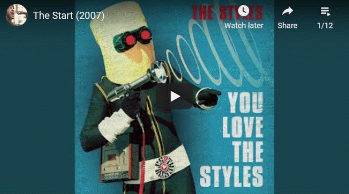 22 marzo/ Arci WebTV/ Angolo musicale con i The Styles