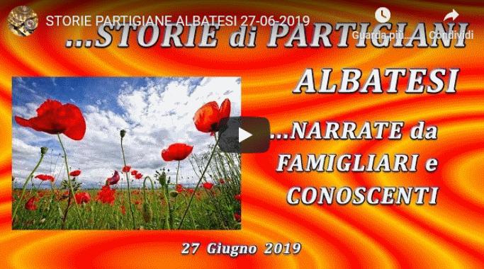 23 marzo/ Arci WebTV/ Storie partigiane/ Unione circoli cooperativi