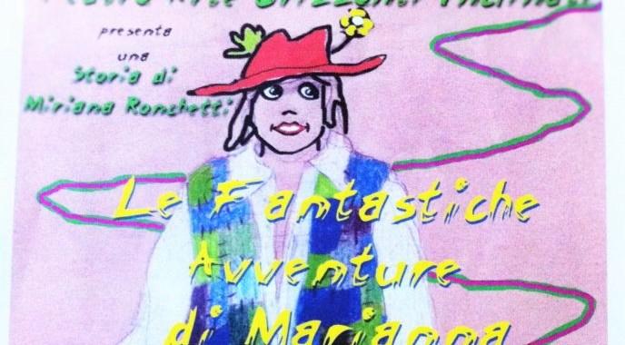 19 aprile/ Arciwebtv/ Le fantastiche avventure di Marianna/ Prima parte