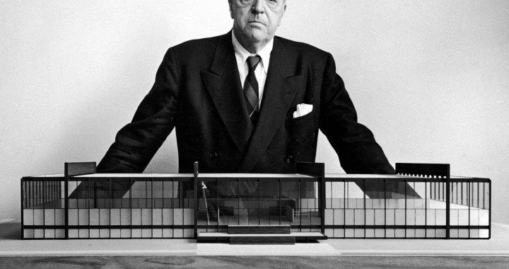 19 aprile/ Arciwebtv/ I tre architetti/ Ludwig Mies van der Rohe
