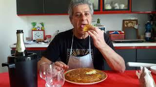 13 aprile/ Picnic con pizza di maccheroni