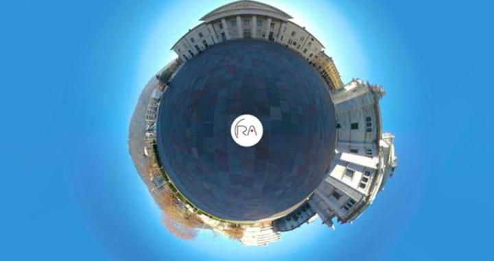 13 aprile/ 360° a Como