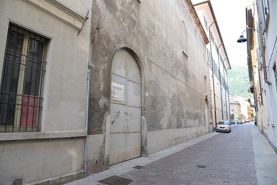 29 maggio/ Arciwebtv/ L'ex carcere di San Donnino