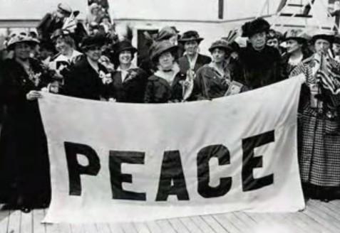 10 maggio/ Giornata delle donne contro le guerre