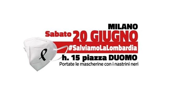 15 giugno/ Arciwebtv/ 20 giugno Salviamo la Lombardia