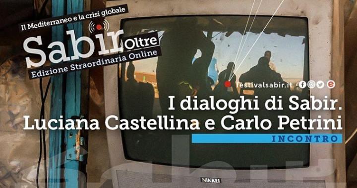 12 giugno/ Arciwebtv/ Sabir 2020/ Luciana Castellina e Carlo Petrini