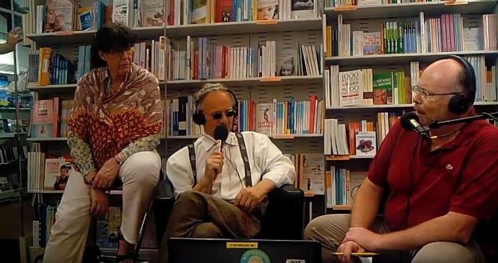 """ARCI COMO WebTV/ """"Èstate con noi""""/ Lucia Cassina e Marco Lorenzini a Radio Popolare"""