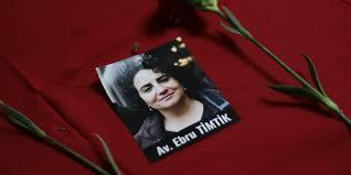 In memoria di Ebru Timtik