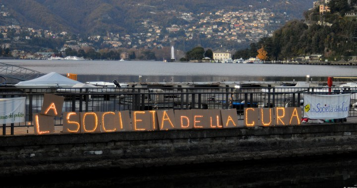La società della cura a Como