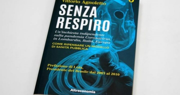 "Vittorio Agnoletto/ ""Senza respiro"""