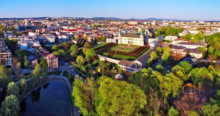 Personali geografie/ Kielce, Polonia