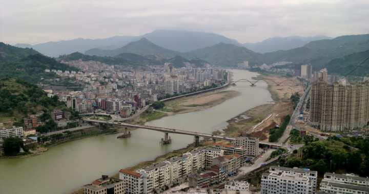 Personali geografie/ Qingtian, Cina