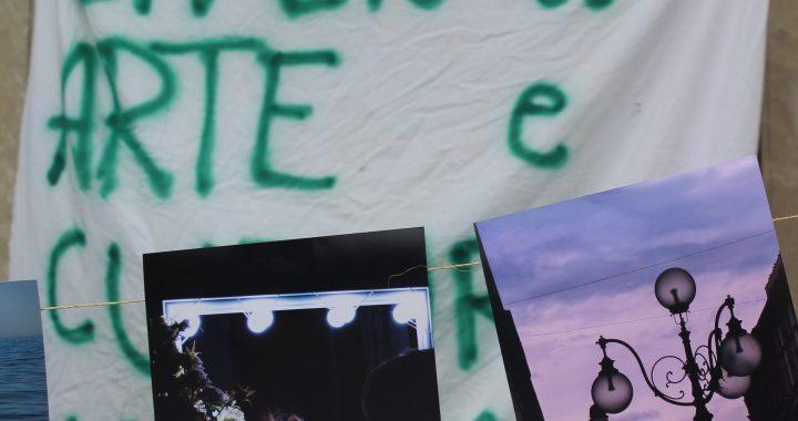 Culturattiva/ Una mostra in piazza Verdi