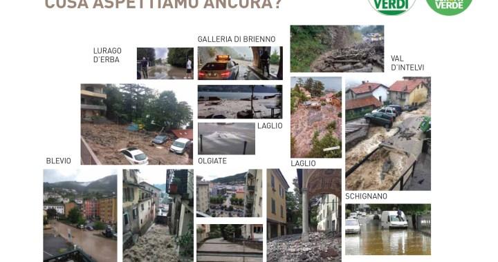Verdi/ Serve un piano di adattamento climatico