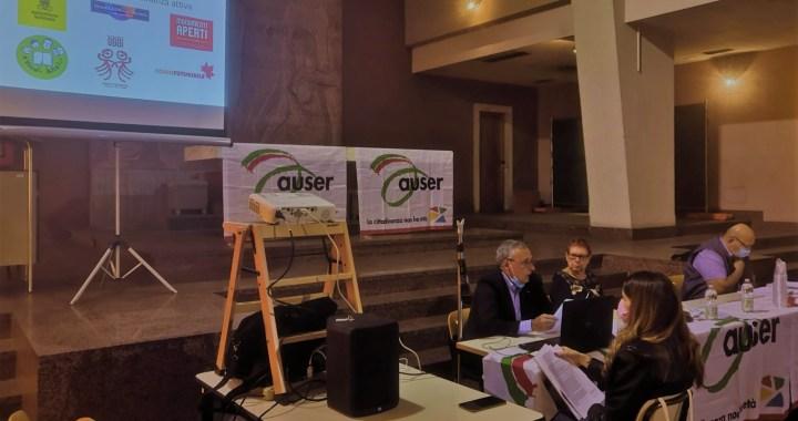 Congresso Auser 2021/ Per una rinnovata coesione sociale