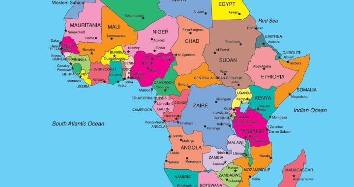 Video/ Auser/ Lo spiegone / Africa