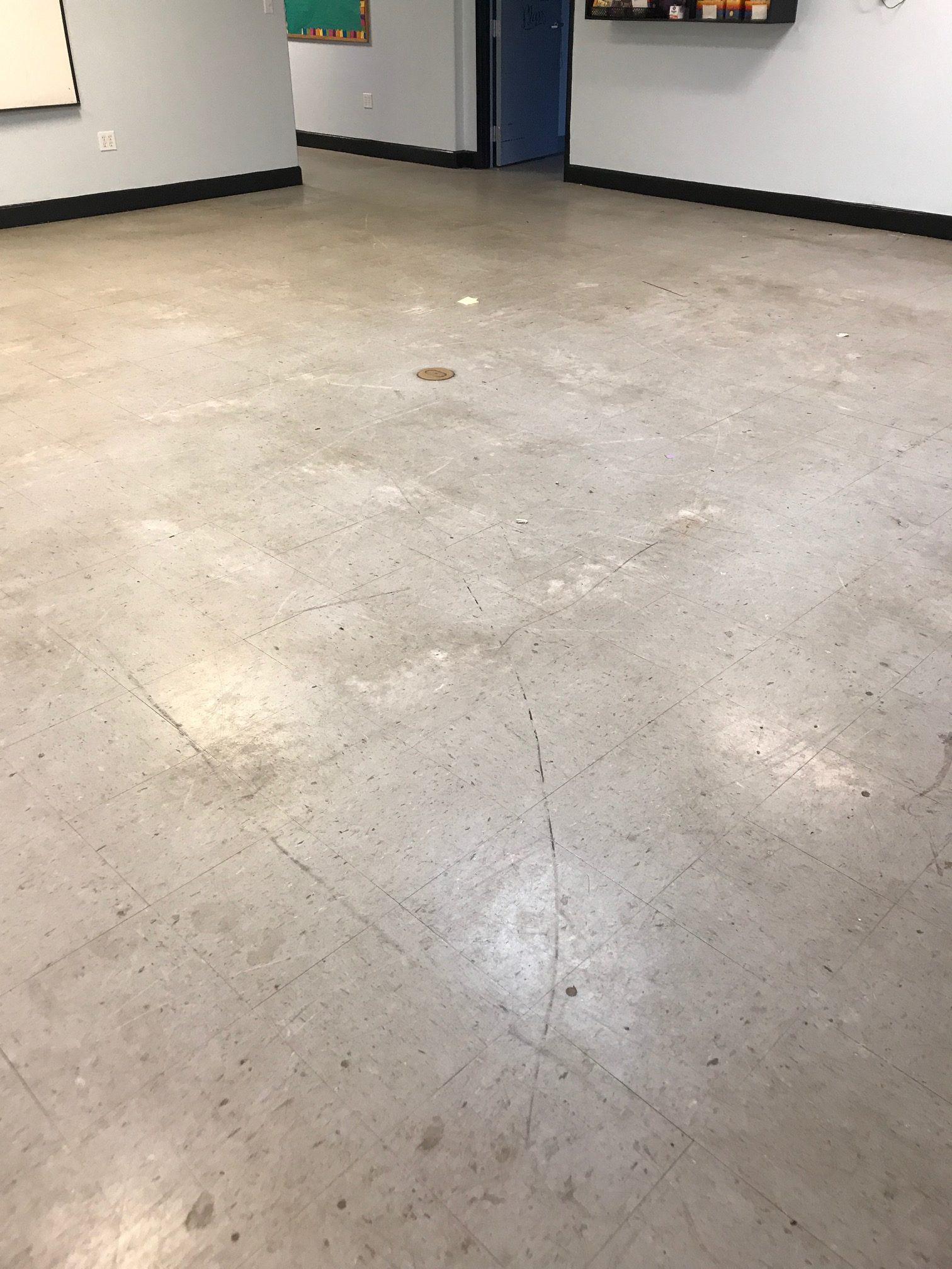 stripping waxing floors eco