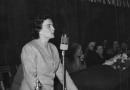 Nadia Gallico Spano, l'inguaribile ottimista