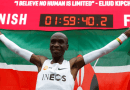 Eliud Kipchoge: nothing is impossible