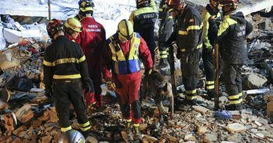Terremoto in Albania: la solidarietà dell'Italia