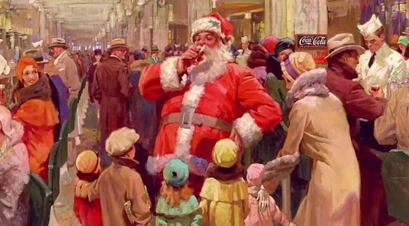 Chi Invento Babbo Natale.Chi Ha Inventato Babbo Natale
