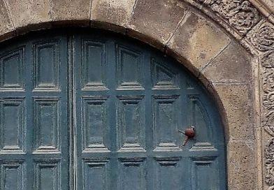 La spada nella porta. Storia e leggenda al palazzo Arcivescovile di Palermo