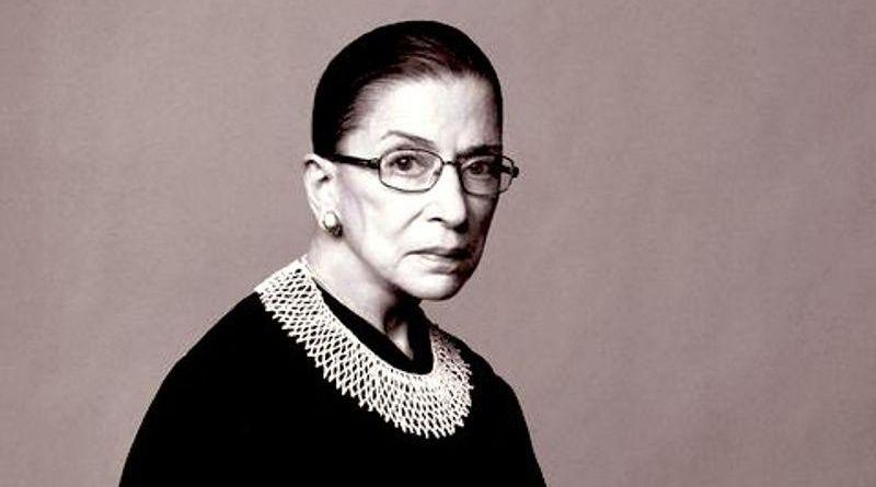 Addio a Ruth Bader Ginsburg, icona di giustizia e advocacy