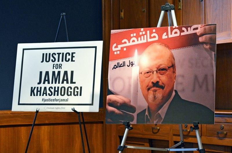 the dissident jama khashoggi