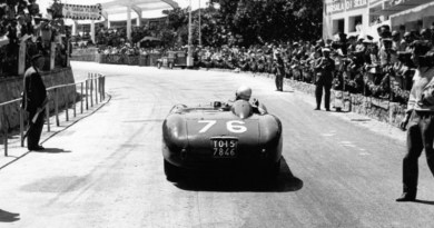 La Targa Florio e l'uomo che voleva sfidare il tempo