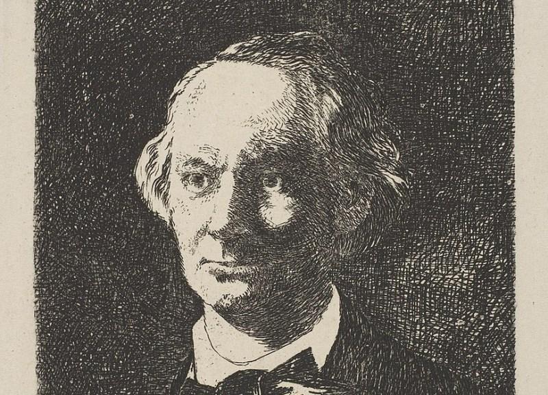 Charles Baudelaire Full_Face