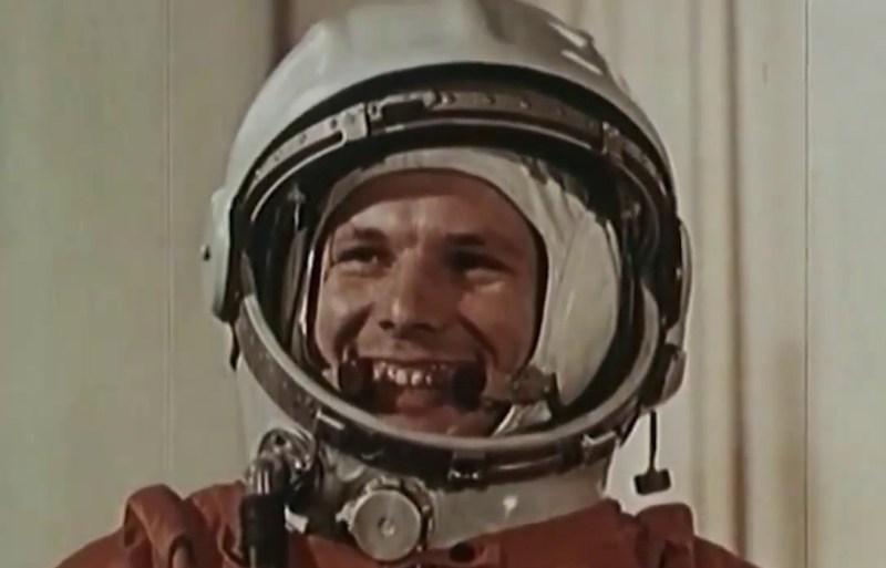 Jurij Gagarin spazio