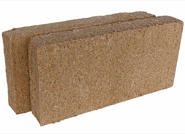 Productos reciclados para la construcci n - Madera aislante termico ...