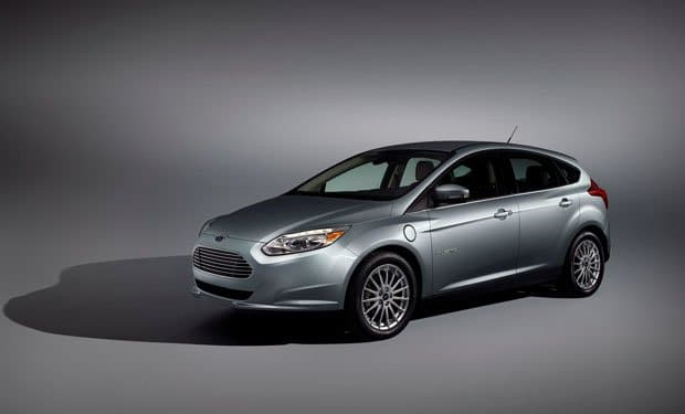 Primer Ford electrico