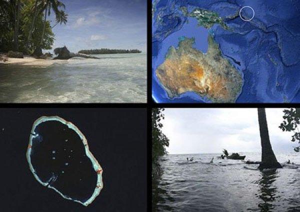 Islas Carteret