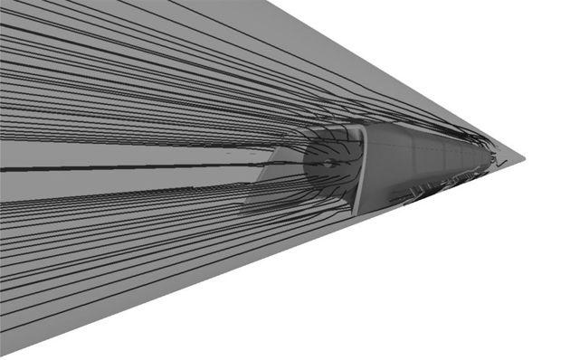Hyperloop capsula