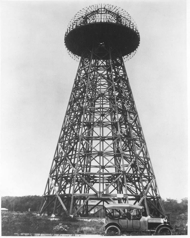 La torre de tesla